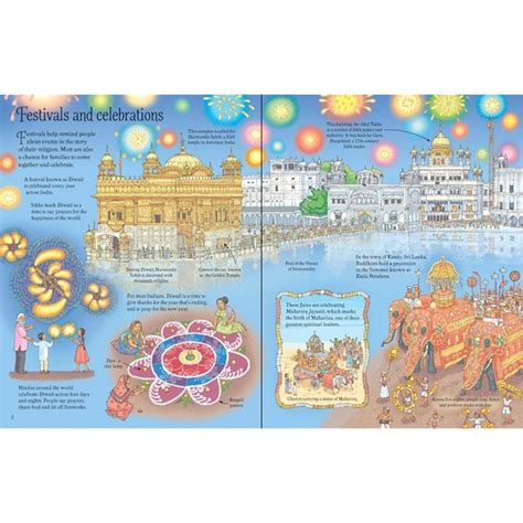 See Inside World Religion usborne see inside world religion flap book babyonline