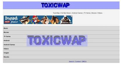 toxicwap com toxicwap download tv series android games mp3