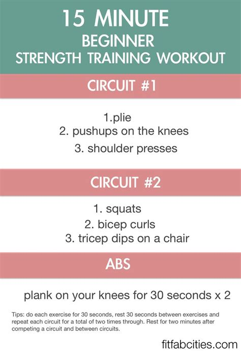 weight loss workout plan for beginners at home eoua