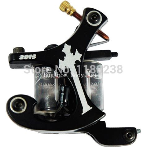 getbetterlife tattoo machine review tattoo like the pros pro black iron alloy cross tattoo machine 10 wrap coils
