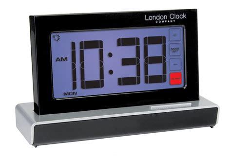 alarm clock clock company calendar touchscreen inverted alarm clocks