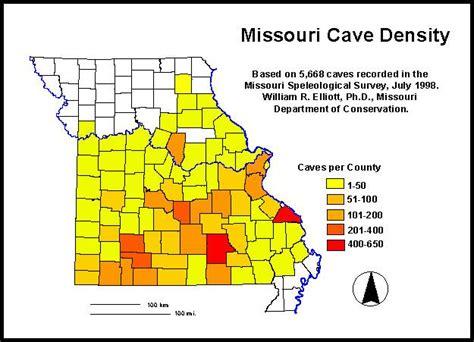 missouri caves map stalagtite speleothems from spiritrockshop
