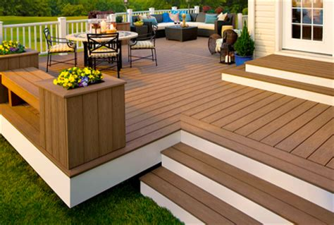 best deck designs best composite decking ideas 2017 deck design plans