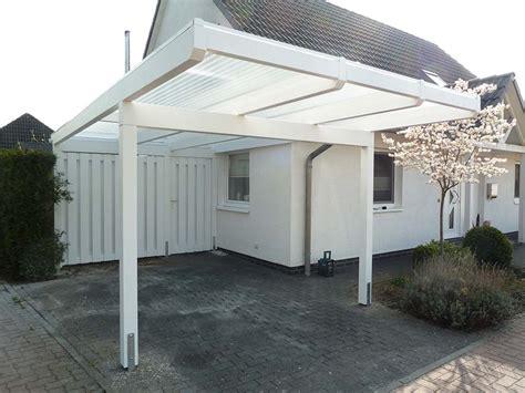 carport pultdach carports mit pultdach carportcenter seewald