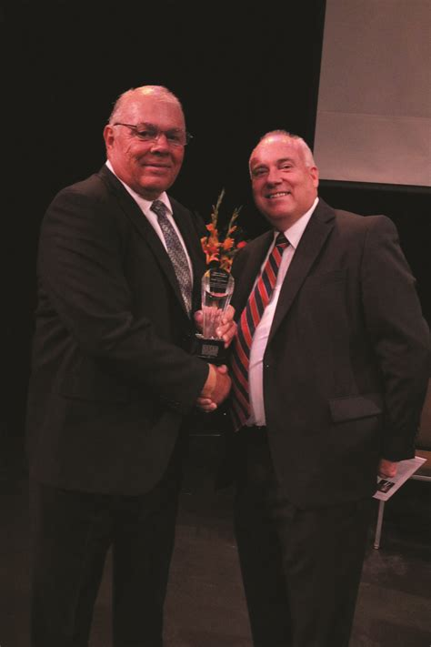 Csu Pueblo Mba by Keith Swerdfeger Received The Lifetime Business