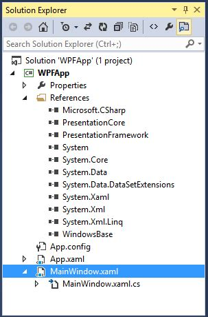 tutorial visual studio 2013 asp net asp net tutorials wpf using visual studio 2013 v 12