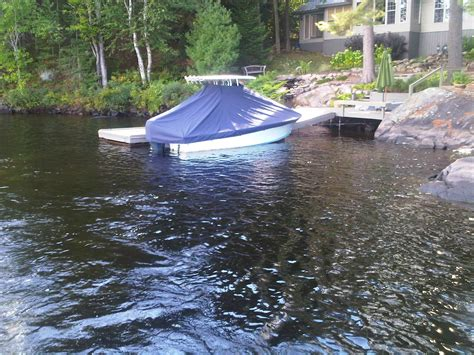 boat covers attached to dock full boat cover the hull truth boating and fishing forum
