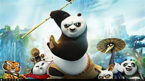 cartoon themes for windows 10 kung fu panda 3 theme for windows 10 8 7