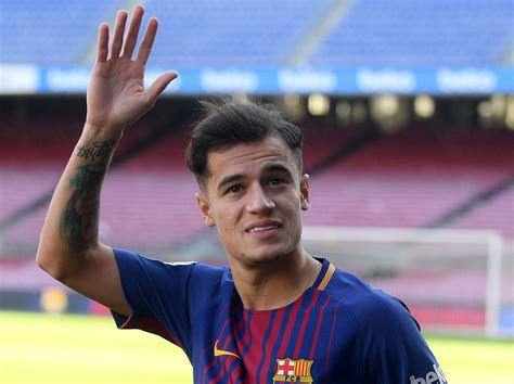 Philippe Coutinho Philippe Coutinho Sends One Last Message To Liverpool Fans