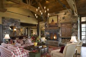 Western Bathroom Decor Ideas Cozy Country Rustic Living Amp Family Room By Jerry Locati