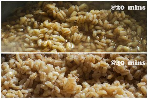 Pearl Barley 250 Gr how to make fluffy pearl barley cooking maniac