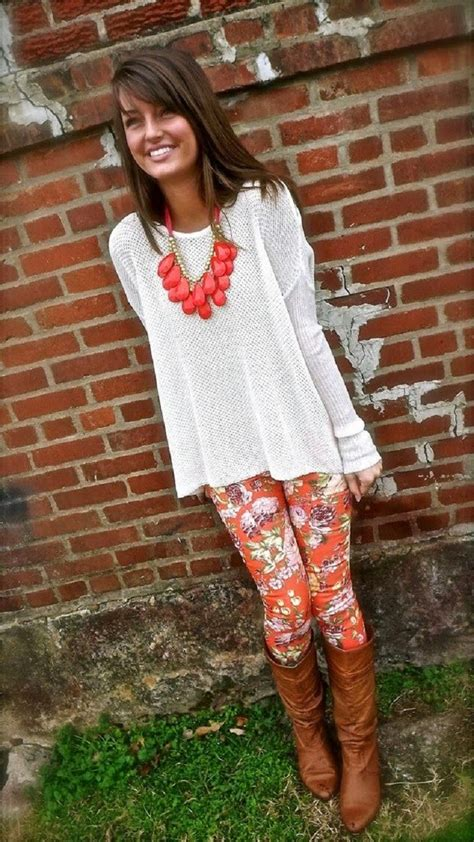10 ways to use orange and white in your home s decor top 10 ways to wear leggings top inspired
