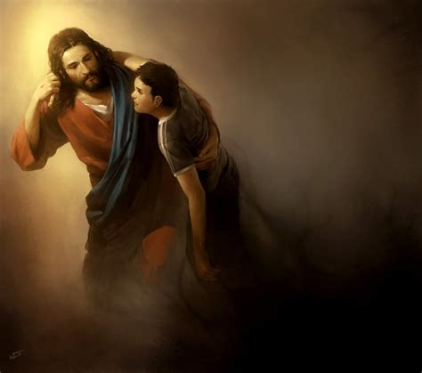 Jesus Comforts The Brokenhearted by Battle For The Soul 1 Healing The Wound Part 2 A