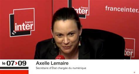 Cabinet Axelle Lemaire by Axelle Lemaire Le Gouvernement Fossoyeur De La