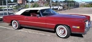 1975 Cadillac Eldorado Convertible For Sale 1975 Cadillac El Dorado Convertible