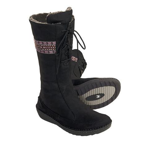 ski boots teva kiru apres ski boots for 3233k save 28