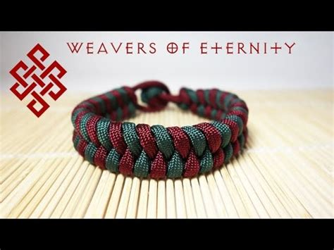How to Make a Fishtail Paracord Bracelet with NO BUCKLES   YouTube