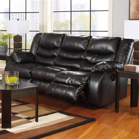 ashley linebacker sofa ashley linebacker reclining sofa sofas couches home