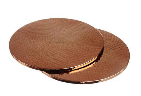Standard Dining Room Table Dimensions 2 copper trivets place mats