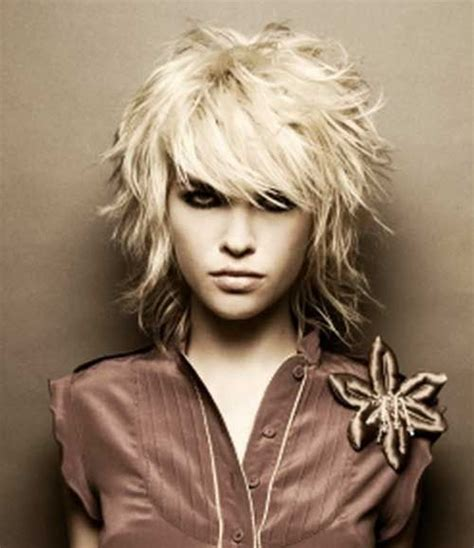 old fashioned shag hair cut 25 best ideas about short shaggy haircuts on pinterest