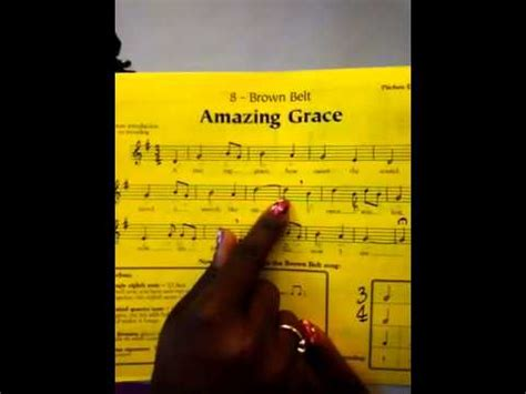 amazing grace best version by far amazing grace recorder tutorial