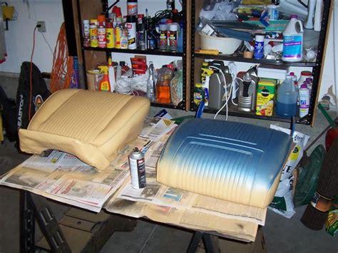 vinyl seat paint anyone use vinyl seat paint