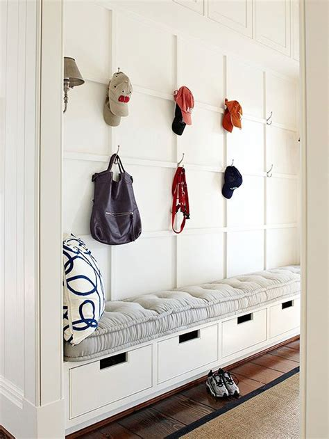 mudroom bench cushions 168 best mudroom images on pinterest laundry rooms coat