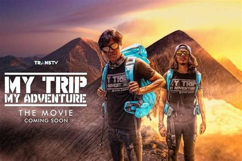 Kaos Apa Sih My Trip My Adventure Itu 3 V Neck Vnk Mta14 trailer my trip my adventure the sudah dirilis fans garis keras mtma kian histeris