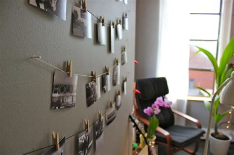 creative ways to display photos without frames 12 creative ways to display pictures without frames