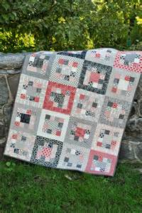 pdf quilt pattern easy one jelly roll by sweetjane
