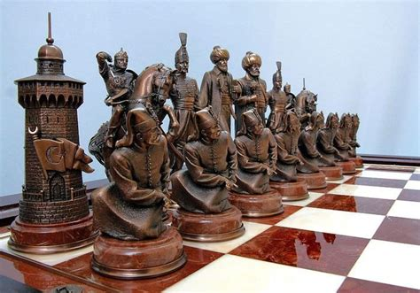 Nice Chess Sets | another nice chess set the game of chess pinterest