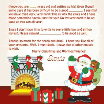 letters to santa template oriental trading elegant food and crafts christmas freebies