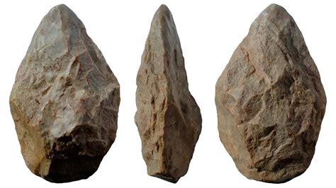 Kapak Berburu kapak genggam peninggalan zaman paleolitik