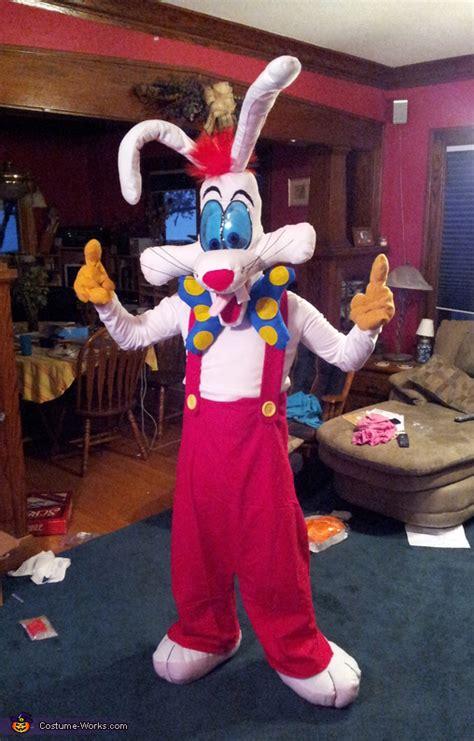 homemade roger rabbit costume