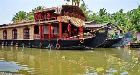 house boat in kumarakom kumarakom houseboat photos images