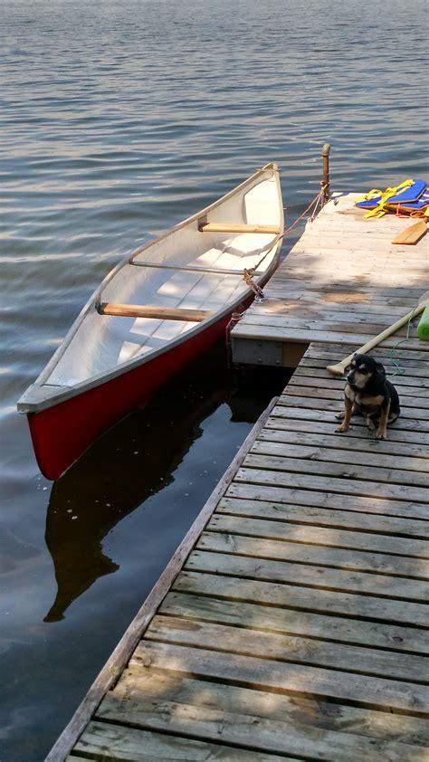 lakeshore cottage blog archive fiberglass canoe repair