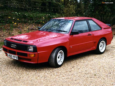 Audi Quattro 86 by Images Of Audi Sport Quattro Uk Spec 1984 86 1024x768