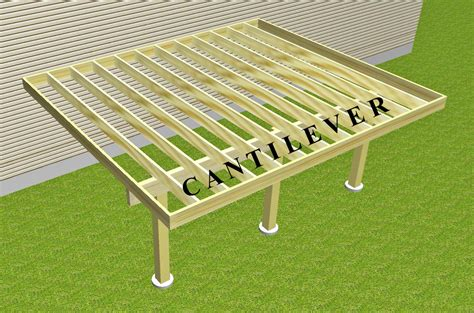 cantilevered deck 28 cantilevered deck cantilever deck galleryhip com