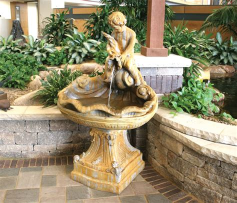 aquascape fountain product categories self contained fountains archive sunlandwatergardens com pond