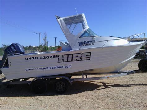 hire boats for sale australia exmouth boat rental 6m polycraft ph aspa 0438230269