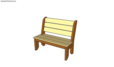 free wood bench plans 2x4 bench plans free garden plans how to build garden