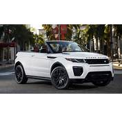 2016 / 2017 Land Rover Range Evoque For Sale In Your Area