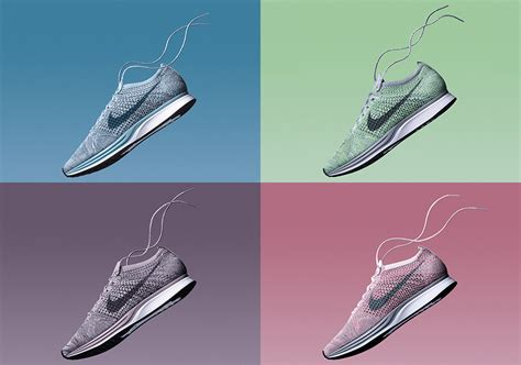 Nike Flyknit Racer Macaroon Pack Blue nike flyknit racer quot macaroon pack quot available now via early