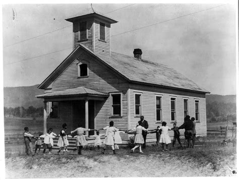 old school house vintage photo wednesday back to old school