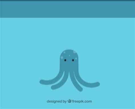 illustrator tutorial octopus how to animate freepik vectors part i free after effects