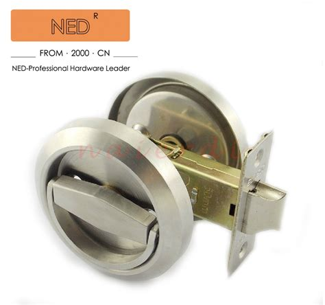 Hiding Door Knob by Ned Stainless Steel 304 Recessed Invisible Cup Handle