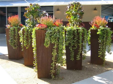 Outdoor Plant Containers 25 Best Ideas About Planters On