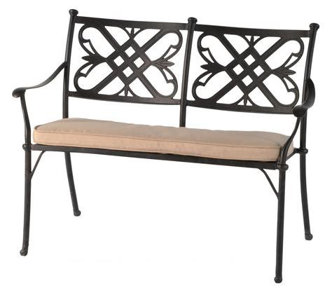 hton bay bench 28 images bay outdoor furniture home