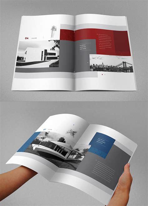 a collection of creative real estate brochure design inspiration pixelpetal