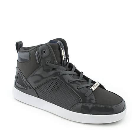 cadillac sneakers cadillac mens casual lace up sneaker
